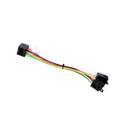 PP2014951 harness for delphi radio 2a 3a wiring peterbilt kenworth peterbilt radio wiring harness at virtualis.co