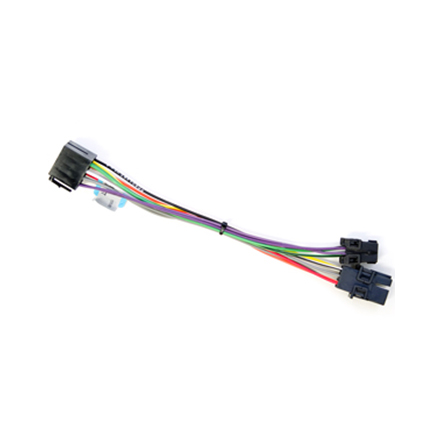 PP2014971 delphi radio harness 4a wiring international pp201497 pana international truck radio wiring harness at suagrazia.org