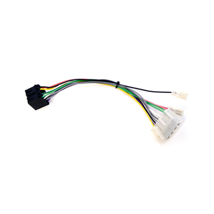 PP2015001 harness for delphi radio 11a wiring western star ref 12203412 pana pacific wiring diagram at bakdesigns.co