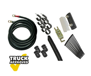 Power Converter / Battery Charger Installation Kits
