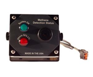 Remote L.E.D. System Indicator Panels