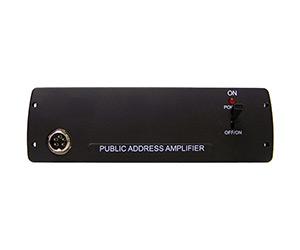 School Bus PA Amplifier