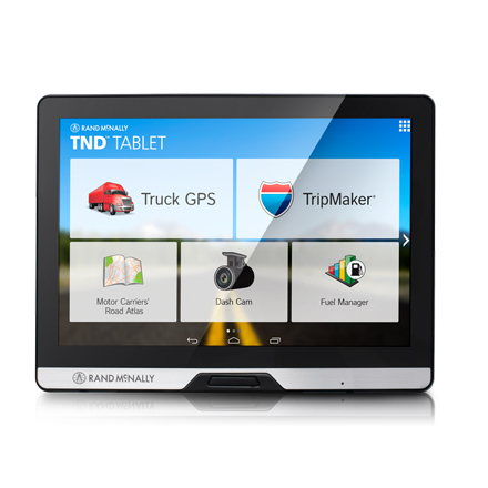 tnd tablet rand mcnally 8 gps android tablet pana pacific. Black Bedroom Furniture Sets. Home Design Ideas