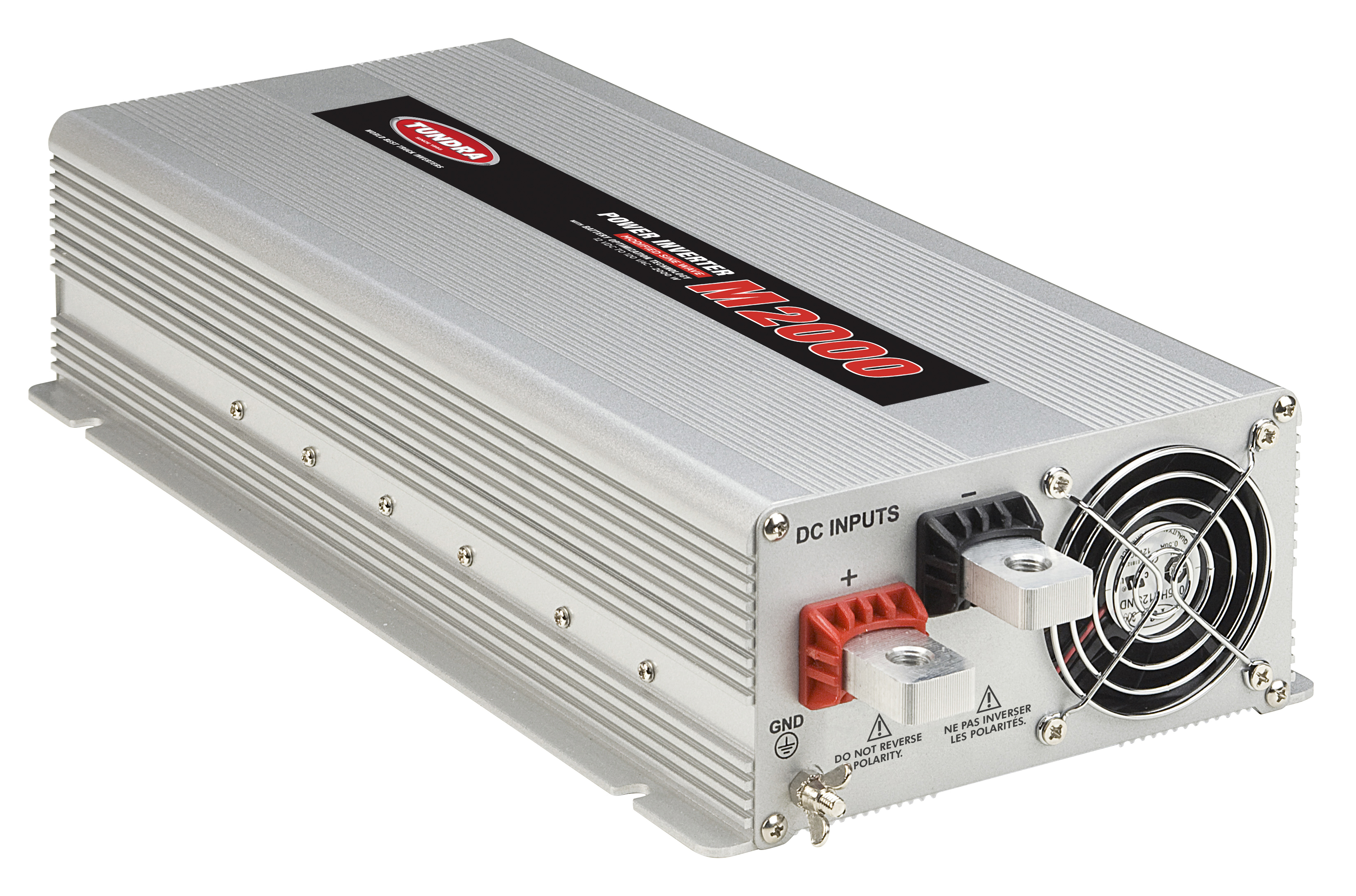 Tundra 2000w Modified Sine Wave Power Inverter With Battery Optimization Technology M2000 Pana Pacific