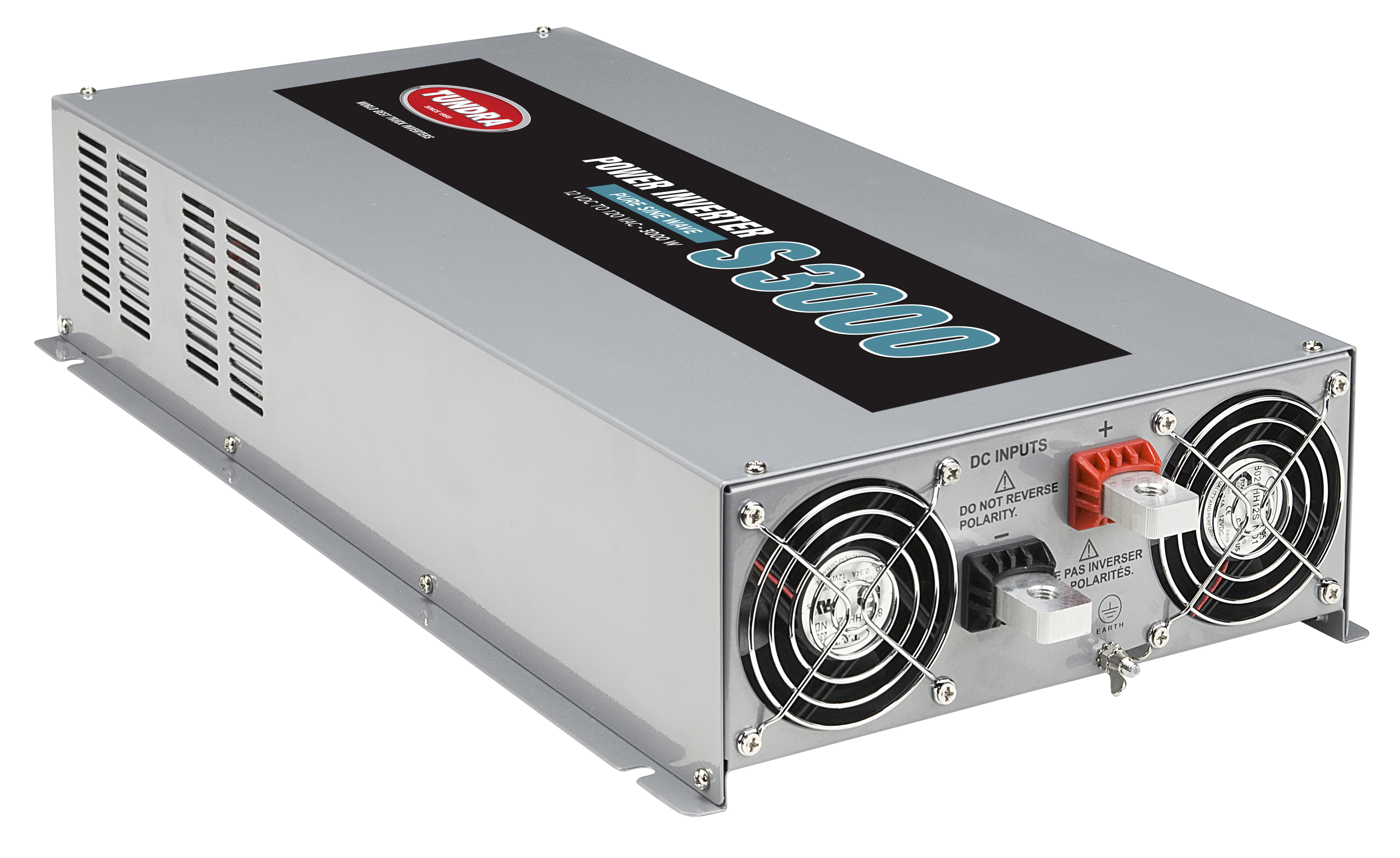 3000w Pure Sine Wave Power Inverter With Battery Optimization 2016 S3000 Front Right Rcl Ext 2015 Back Left